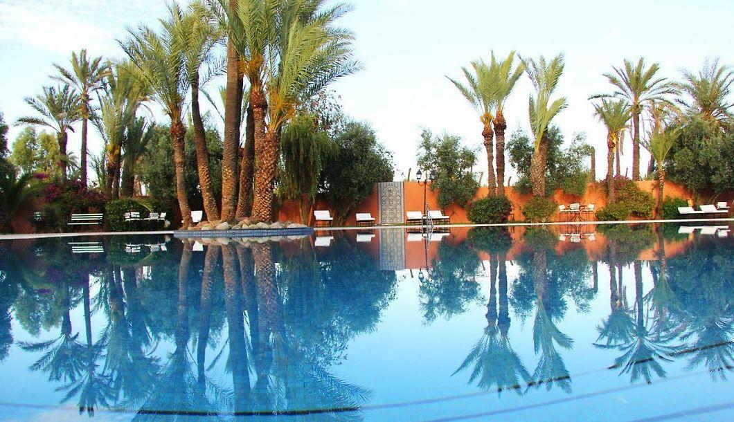 Palmeraie El Bahja Group Hotel Marrakesh | Great Prices, Book and Save
